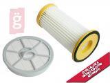 Kép a(z) Porszívó Hepa Filter / Szűrő készlet Philips FC 8258 / FC 8260 / FC 8258 / 432200520850+432200520820 Gyári nevű termékről