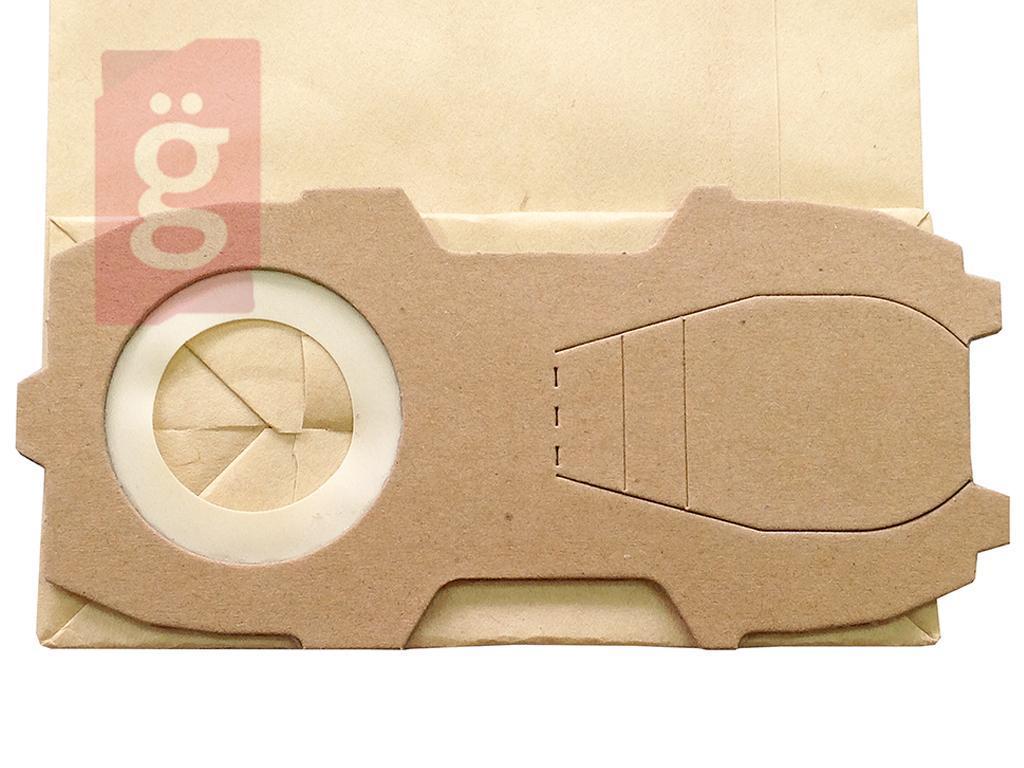 Kép a(z) IZ-VK118 Vorwerk VK118-VK122 Kompatibilis papír porzsák (5db/csomag) nevű termékről