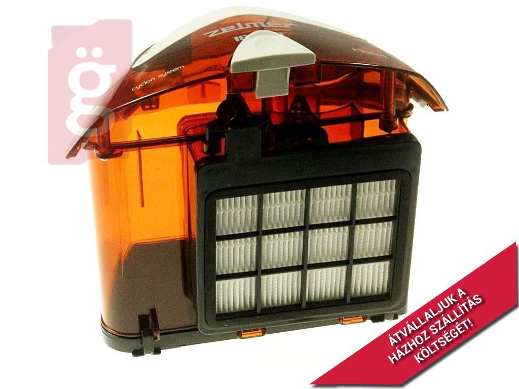 Kép a(z) Zelmer 6012010102 Porszívó Komplett Portartály 01Z010 Galaxy2 nevű termékről