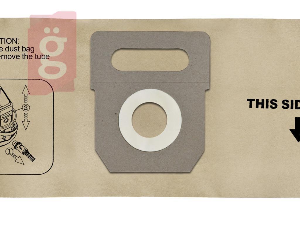 Kép a(z) IZ-PR1 Invest PROFI 1 Kompatibilis papír porzsák (5db/csomag) nevű termékről