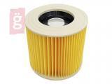 Kép a(z) Porszívó Kompatibilis Hepa Filter / Motorvédő Szűrő hengeres KARCHER WD 2 / A 2004 (6.414-552.0) nevű termékről